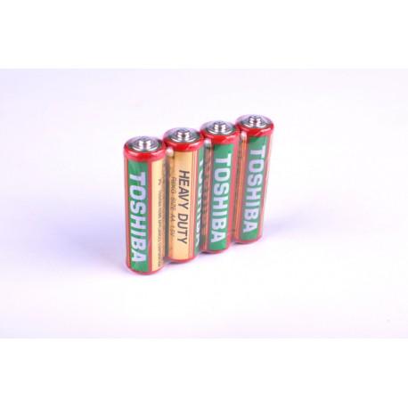 Батарейки R6 Toshiba (40)