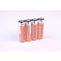 Батарейки R6 VIDEX (60)(1200)