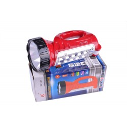 Фонарь  АКБ коробка 1+10 LED  № JK-626  (60)