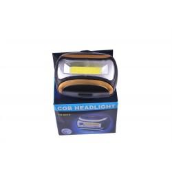 Фонарь на голову 3*R03  № 2016  лента LED (60)