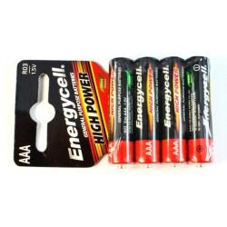 Батарейки R03 Energycell (60)(2400)