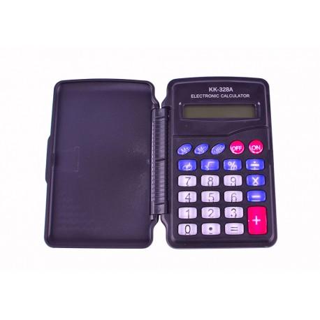 Калькулятор с деньгами ложка с вилкой