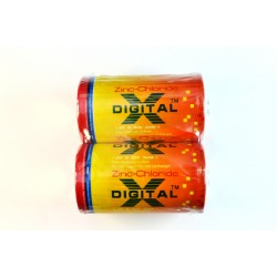 Батарейки R20  X Dijital (288)(12)