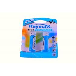 Аккамуляторы Raymax R6 2100 за 1шт. (24)
