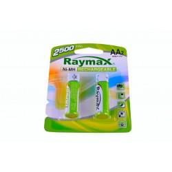 Аккамуляторы Raymax R6 2500 за 1шт. (24)