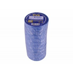 Изолента Rugby 30 м синяя   (10)(300)