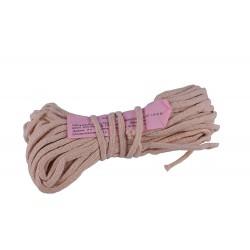Веревка Белая Х/Б  5мм*15м крученая К-5 (10)