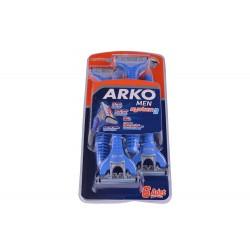 Станок одноразовый ARKO 3 лезвия (6) ()