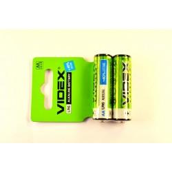 Батарейки LR6 VIDEX (60) (720)