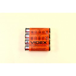 Батарейки R03 VIDEX (60)(1440)