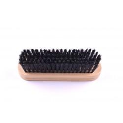 Щетка для обуви черный ворс (без назв) 15 см(200)